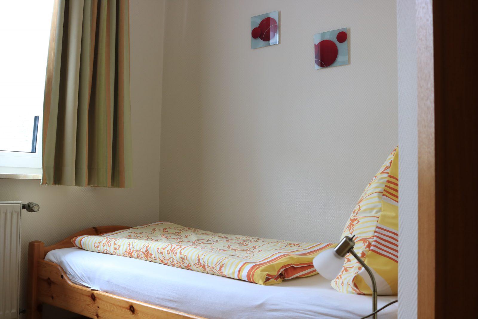 Einzelzimmer Hotel Weber