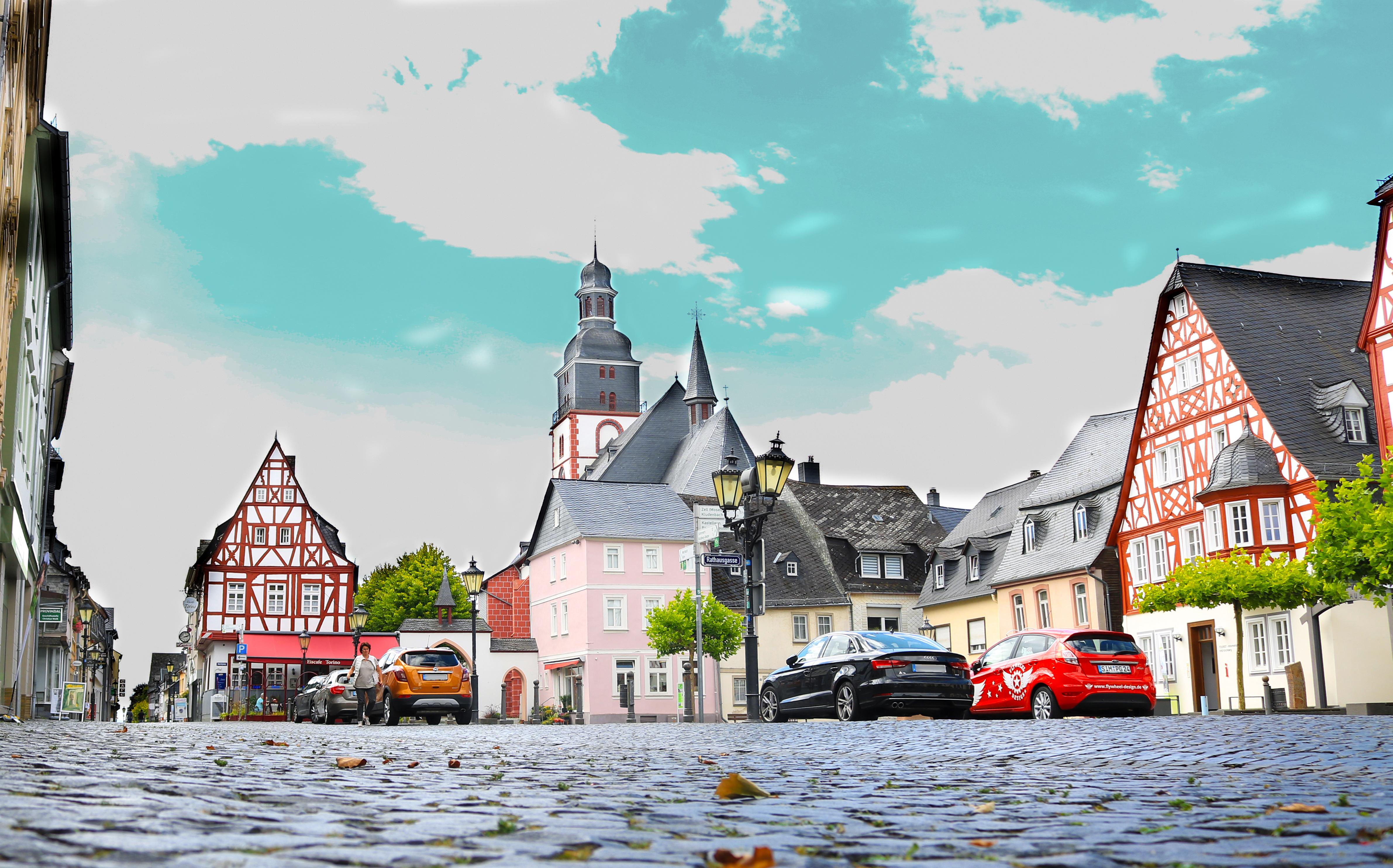Kirchberger Marktplatz