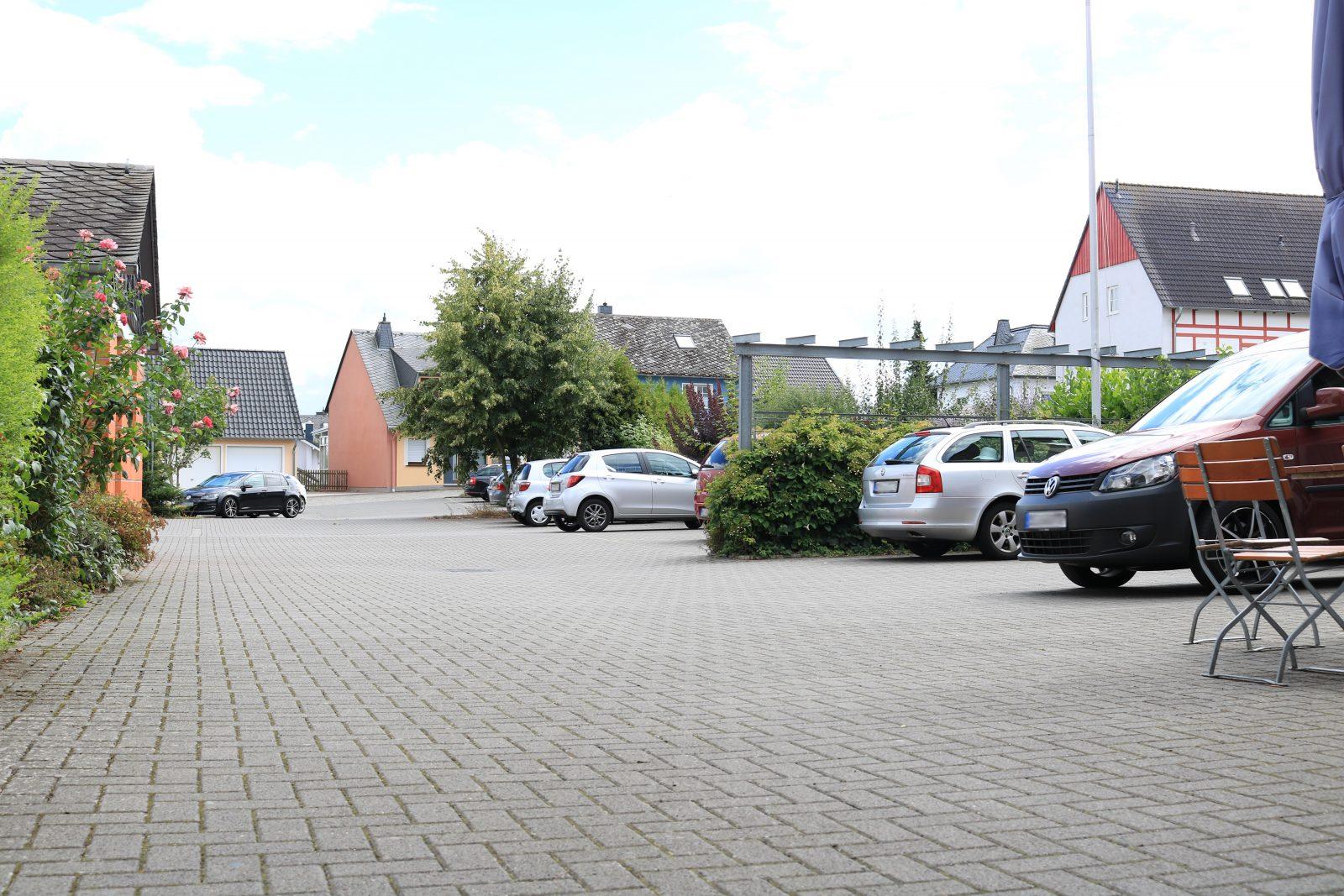 Unsere Parkmöglichkeiten