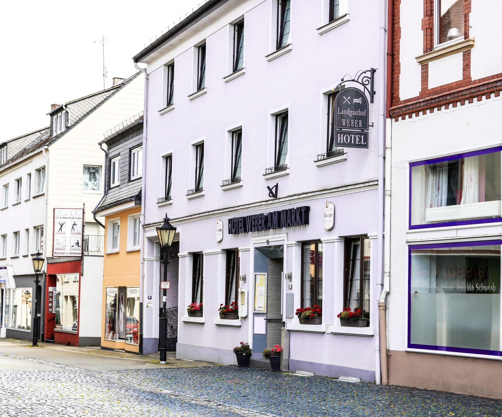 Unser Hotel und Restaurant Hotel Weber